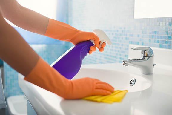 Utrzymanie czystosci w domu