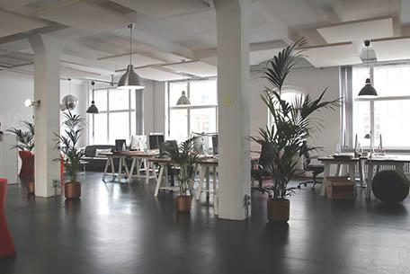 powierzchnie biurowe