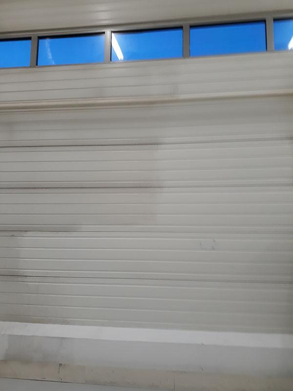 czyszczenie ścian